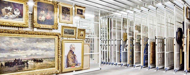 Оборудване на музеи